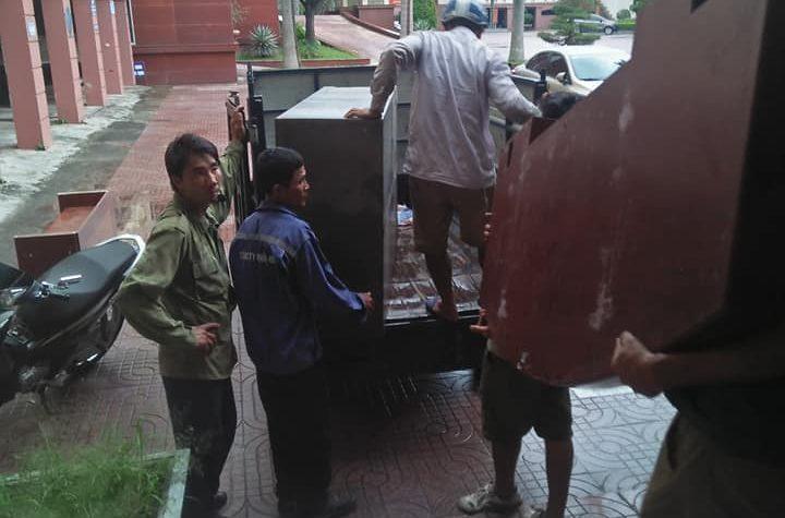 axi tải Hà Tĩnh, chuyển nhà Hà Tĩnh, chuyển văn phòng Hà Tĩnh, cho thuê xe tải ở Hà Tĩnh