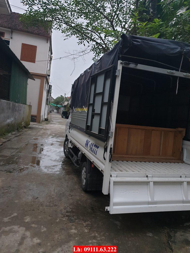 cho thuê xe tải ở hà tĩnh